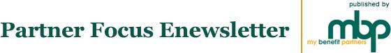 Partner Focus Enewsletter