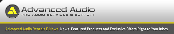 Advanced Audio Rentals